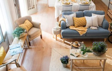 tiendas de muebles y decoración